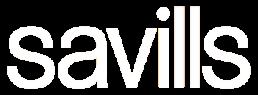 savills text logo white