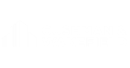 cushman and wakefield real estate logo white