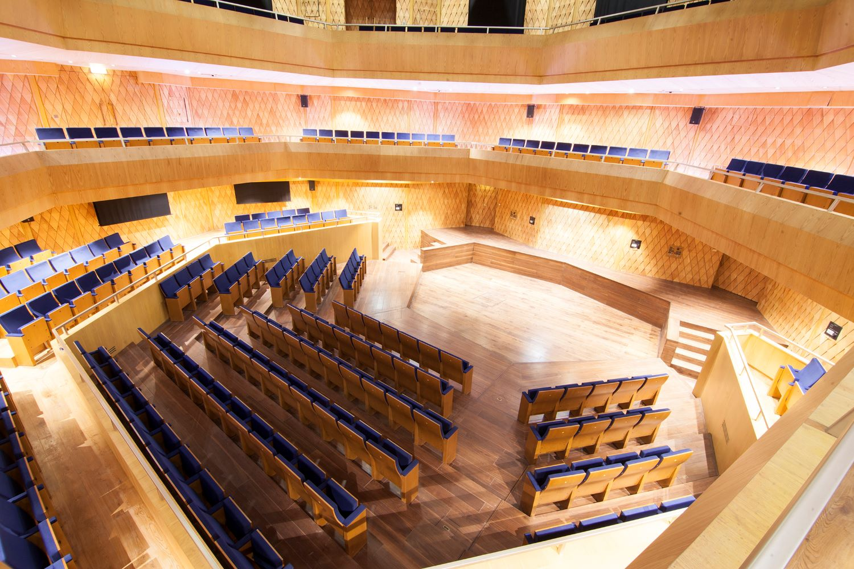 Kuwait Cultural Centre Auditorium