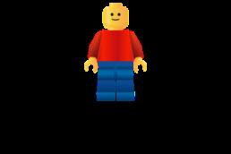 CGI Lego Character