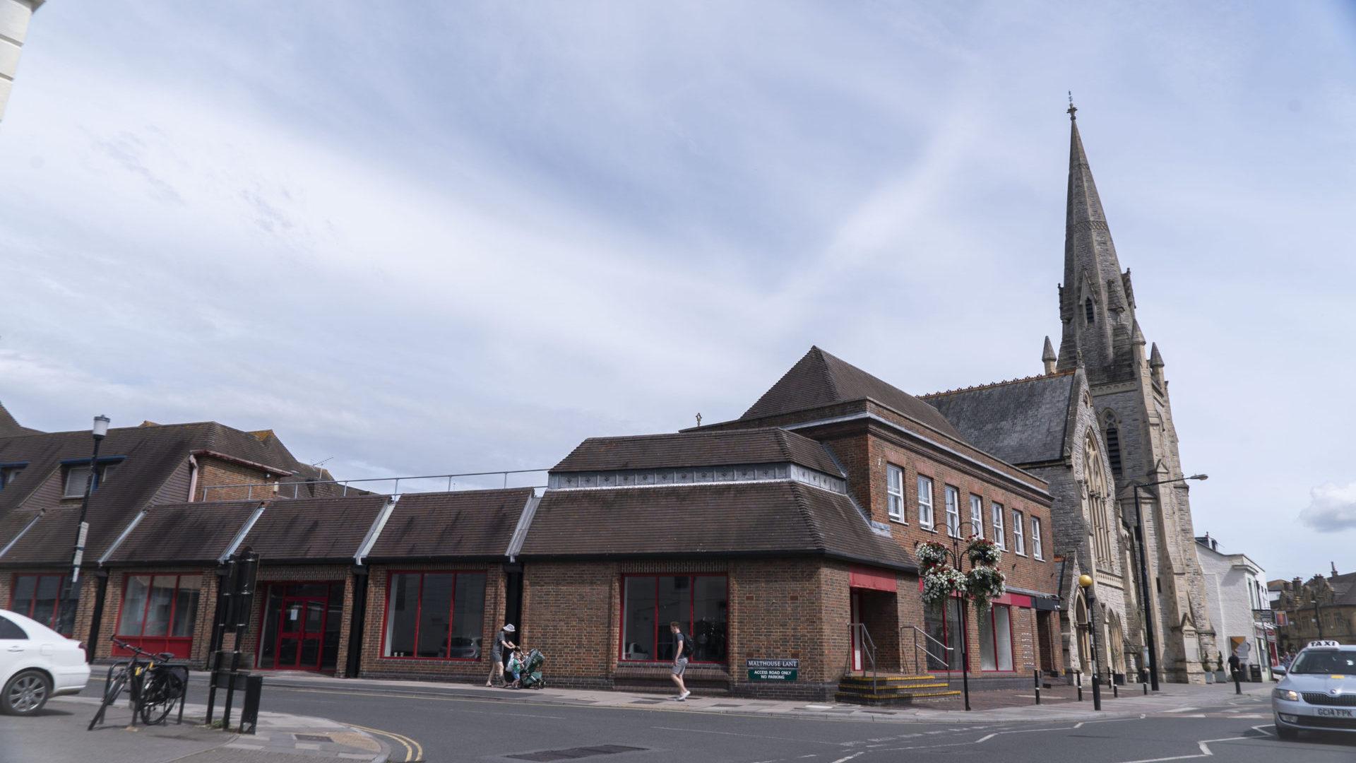 Photo of retail store in Salisbury